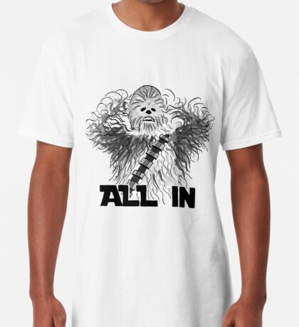 All In Long T-Shirt
