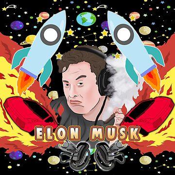 Elon Musk is BADASS! by Barnyardy