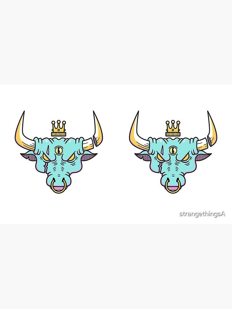Cotton Candy  Bulls Eye by strangethingsA