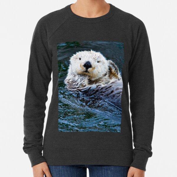 Otterly blissful Lightweight Sweatshirt