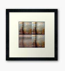 Subdivision 1 Framed Print