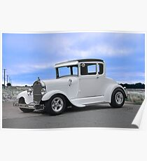 1929 Ford 'Casper' Coupe Poster