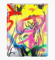 Graffiti Sailor Moon iPad Case/Skin