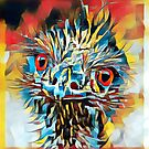 Rainbow Emu by EmuMob