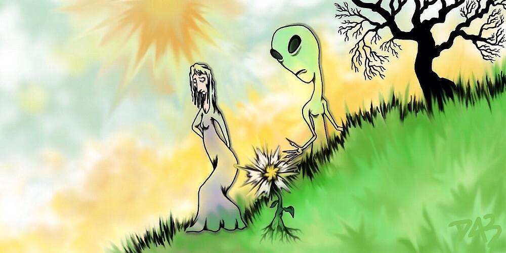 Alienator by DABlair