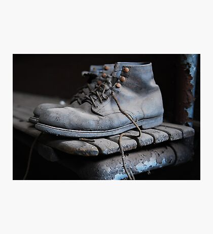 The Boot Photographic Print
