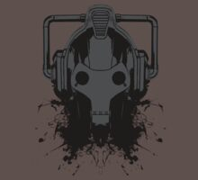 Dr. Who Cyberman T-shirt