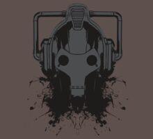 Dr. Who Cyberman T-shirt
