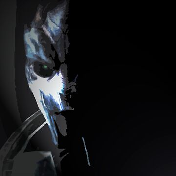 Turian Spectre by MrGreed