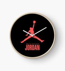 Michael Jordan Red Uhr