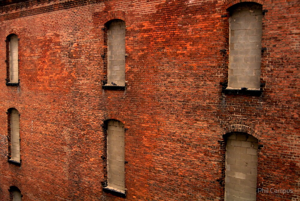 An Old Warehouse in Cincinnati by Phil Campus