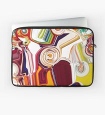 Game of Colors Laptop Sleeve