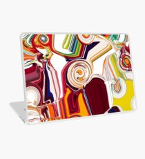 Game of Colors Laptop Skin