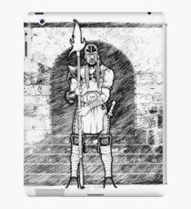 Castle Guard iPad Case/Skin