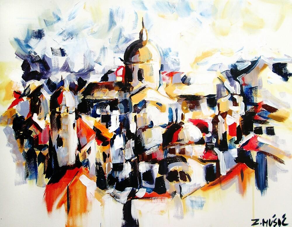 Dubrovnik by ZlatkoMusicArt
