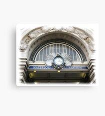 1.15 @ Waterloo Station Leinwanddruck
