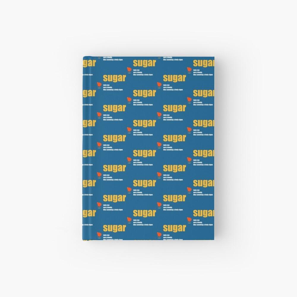 sugar Hardcover Journal