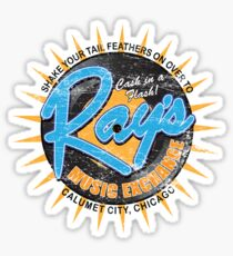 Ray's Music Exchange Sticker