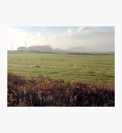 Morning Mists Photographic Print