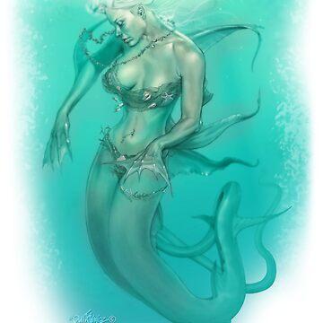 Mermaid Dreams... In Bikini by mdutkiewicz