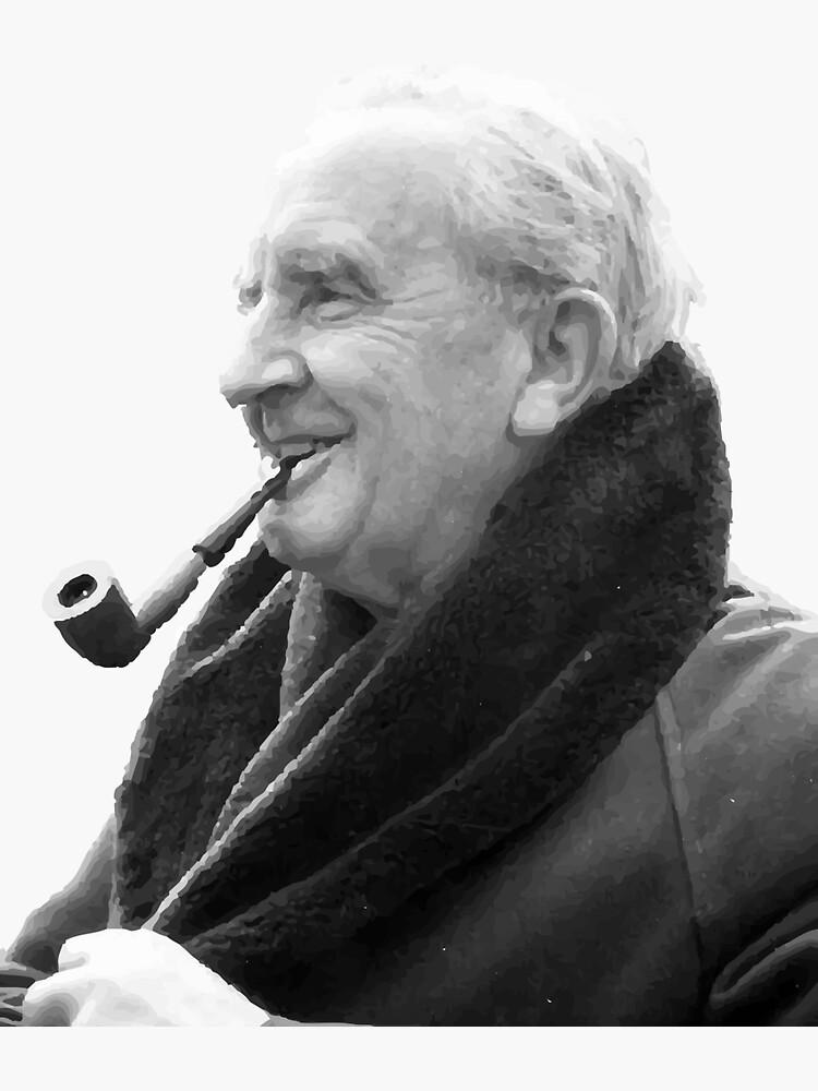 J. R. R. Tolkien von anniekwheeler