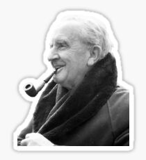 J. R. R. Tolkien Sticker