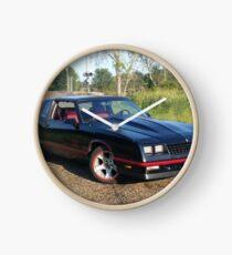 1987 chevy monte carlo Clock