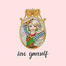 SOPHIE Love Yourself in Pink by Silvana Arias by SilvanaArias