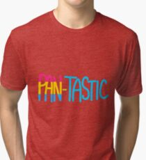 pan-tastic! Tri-blend T-Shirt