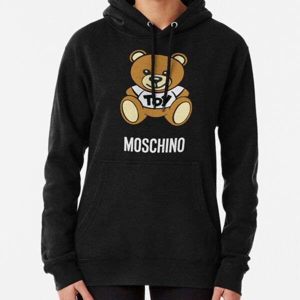 Moschino Toy Bear Pullover Hoodie