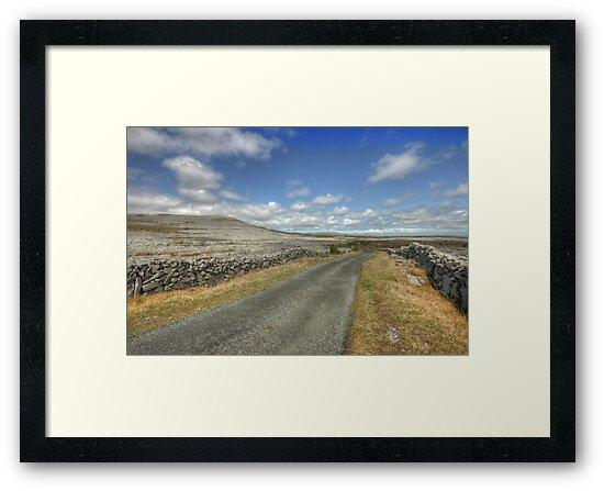 The Burren Road by John Quinn