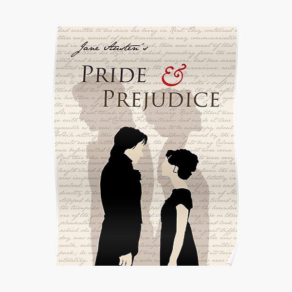 Affiche de fierté et de préjugés Poster