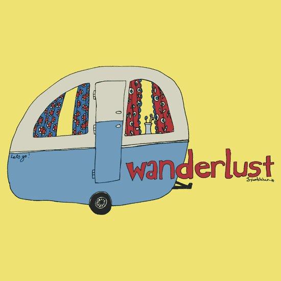 TShirtGifter presents: Wanderlust