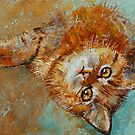Little Tiger by Michael Creese