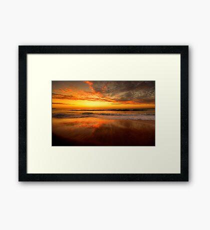 Halelujah - Palm Beach, Sydney - The HDR Experience Framed Print