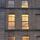 Salts Mill windows by lukasdf