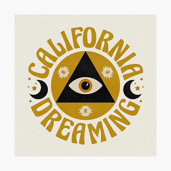 California Dreaming Photographic Print