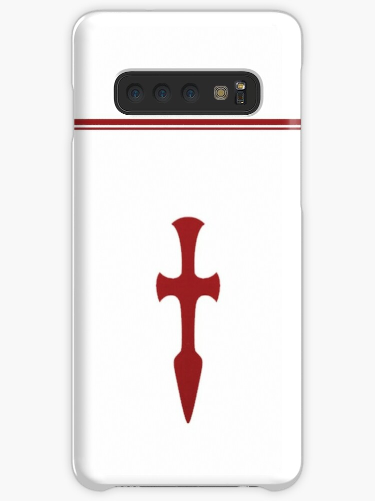 'Knights of the Blood Oath' Case/Skin for Samsung Galaxy by chr0nicles