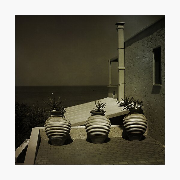 Greek Pots Photographic Print