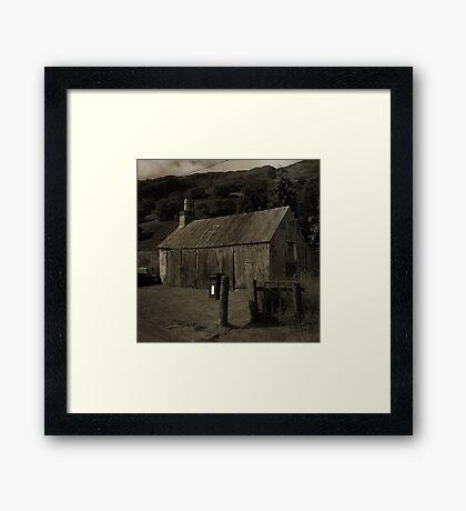 The Post Framed Print