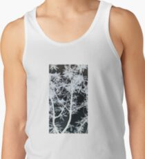 Black & White Forest - Photograph Tank Top