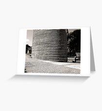 Mario-Botta Church, Mogno Greeting Card