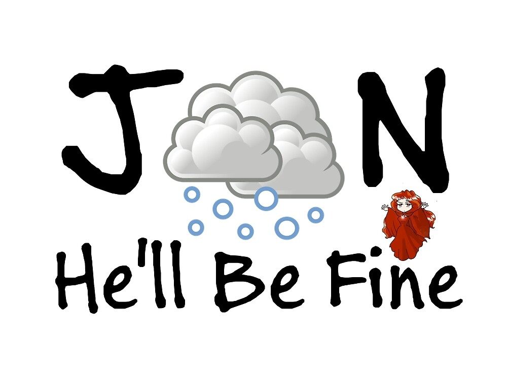 Jon's Fine by Wallo