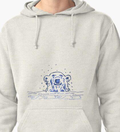 Blue Polar Bear T-Shirt
