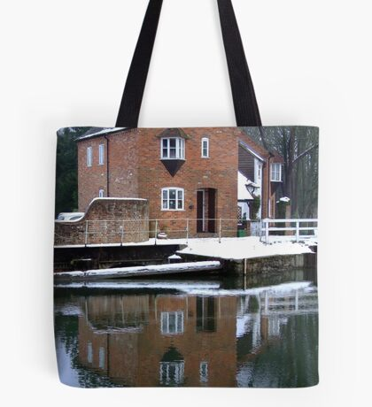 Reflections - Kennet and Avon Canal Tote Bag