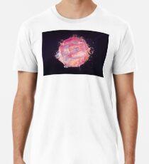 Abstract Planet - Bubblegum Premium T-Shirt