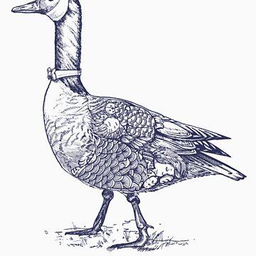 PaPa Goose by Pakpandir