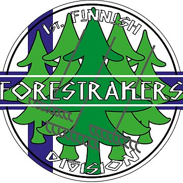1st. Finnish Forestrakers Division by Exilant