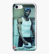 Snoop Dogg Poster Ironing Money iPhone Case/Skin