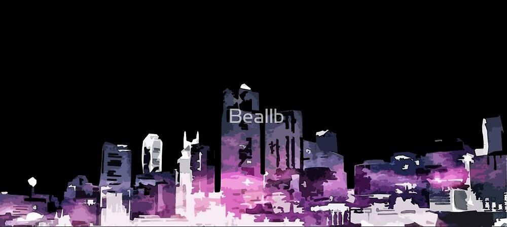 Dallas by Beallb